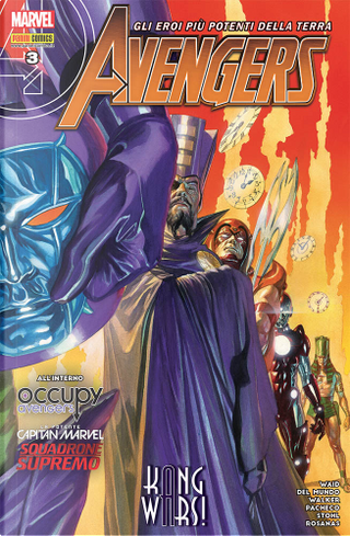 Avengers n. 78 by David Walker, James Robinson, Margaret Stohl, Mark Waid