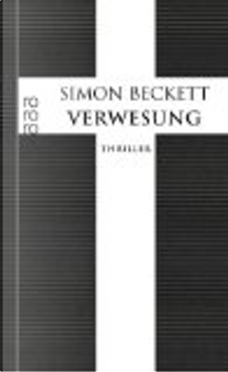 Verwesung by Simon Beckett