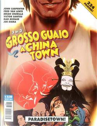 Grosso guaio a Chinatown n. 3 by Fred Van Lente