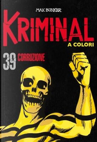 Kriminal a colori - Vol. 39 by Max Bunker