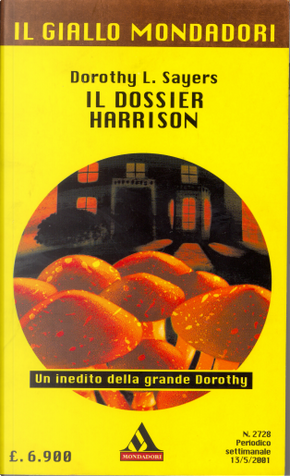Il dossier Harrison by Dorothy L. Sayers
