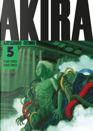 Akira vol. 5 by Katsuhiro Otomo