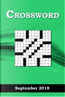 Crossword, September 2018 by Puzzler