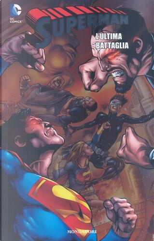 Superman vol. 29 by Eduardo Pansica, James Robinson, Sterling Gates, Travis Moore