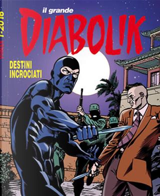 Il grande Diabolik n. 39 by Mario Gomboli, Tito Faraci