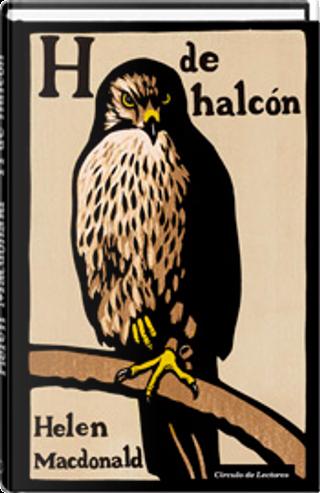 H de halcón by Helen Macdonald