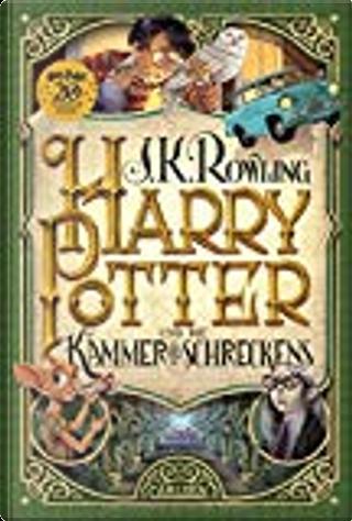 Harry Potter und die Kammer des Schreckens by J.K. Rowling