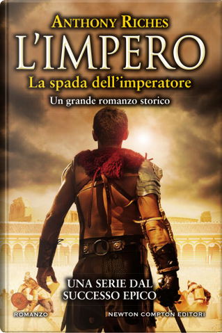L'impero by Anthony Riches