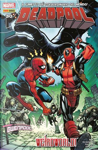 Deadpool n. 89 by Joe Kelly