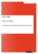 Marx vs. Smith by Karsten Stöber