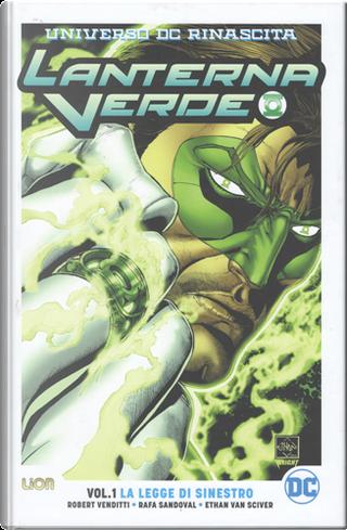 Lanterna verde vol. 1 - Universo DC: Rinascita by Robert Venditti