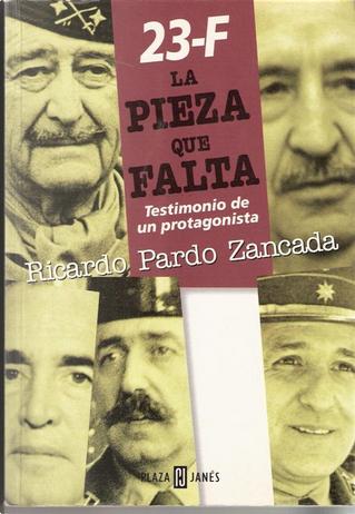 23-F by Ricardo Pardo Zancada