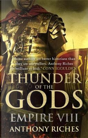 Thunder of the Gods by Anthony Riches