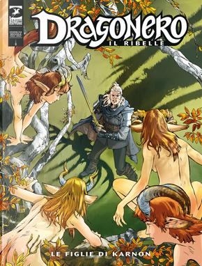 Dragonero il ribelle n. 13 by Luca Enoch