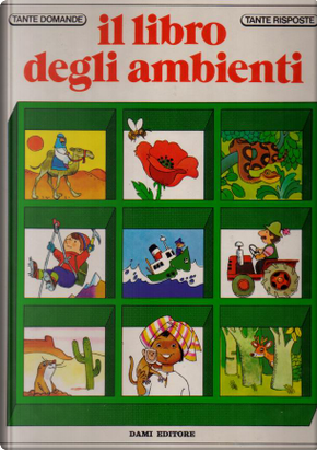 Il libro degli ambienti by Giuseppe Zanini