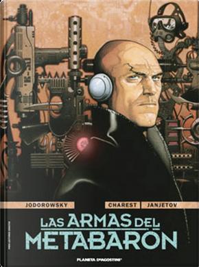 Las Armas del Metabarón by Alejandro Jodorowsky