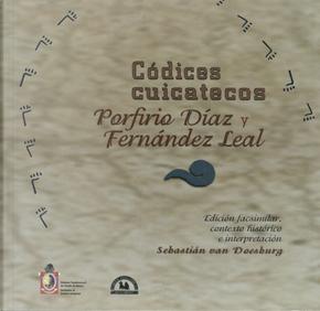 Códices cuicatecos by Sebastian van Doesburg