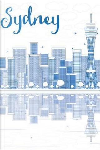 Sydney Notebook & Journal by Beautiful City
