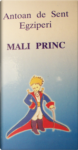 mali princ by Antoan de SENT-EGZIPERI