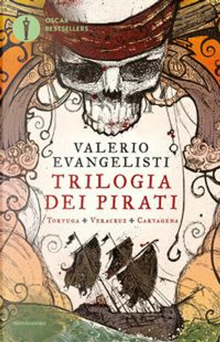 Trilogia dei pirati by Evangelisti Valerio