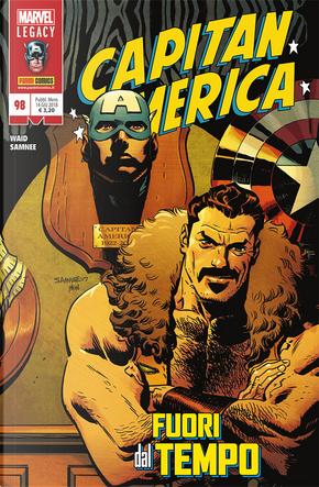 Capitan America n. 98 by Chris Samnee