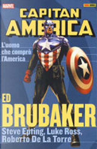 Capitan America - Ed Brubaker Collection Vol. 8 by Ed Brubaker