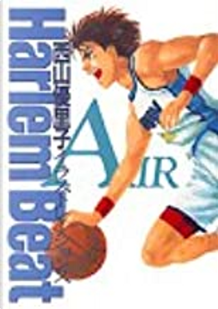 Harlem Beat 西山優里子イラストレーションズ AIR by 西山優里子
