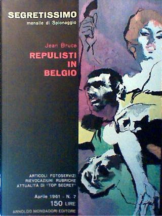 Repulisti in Belgio by Jean Bruce