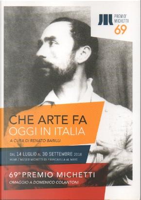 Che arte fa oggi in Italia by