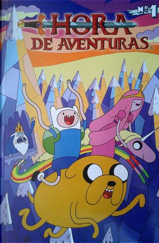 Hora de aventuras #1 by Ryan North