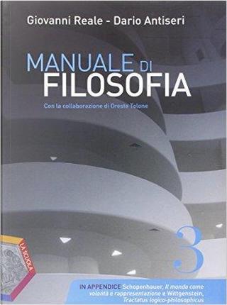 Manuale di filosofia. Ediz. plus. Per i Licei. Con e-book. Con espansione online by Giovanni Reale