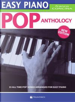Easy piano pop anthology by Franco Concina
