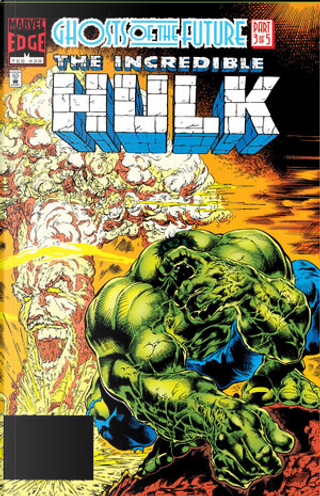 The Incredible Hulk vol. 1 n. 438 by Peter David