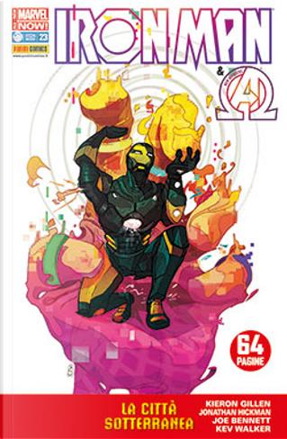 Iron Man & New Avengers n. 23 by Jonathan Hickman, Kieron Gillen