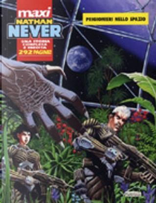Maxi Nathan Never n. 5 by Bepi Vigna, Maurizio Gradin