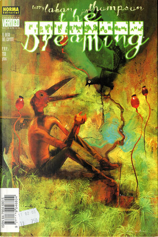 The Dreaming: el beso del coyote by Jill Thompson, Terry LaBan