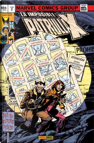 La Imposible Patrulla-X, Vol. 2 by Mary Jo Duffy, Bob Layton, Scott Edelman, Chris Claremont, John Byrne