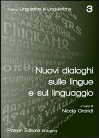 Nuovi dialoghi sulle lingue e sul linguaggio