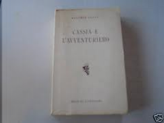 Cassia e l'avventuriero by Manfred Conte