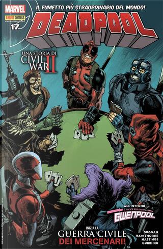Deadpool n. 76 by Christopher Hastings, Gerry Duggan