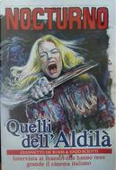 Nocturno cinema n. 221 by Elisabetta Rossi, Lamberto Bava, Luigi Cozzi, Manlio Gomarasca, Ruggero Deodato, Stefano Loparco