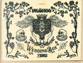 Dylan Dog Wedding Box by Roberto Recchioni