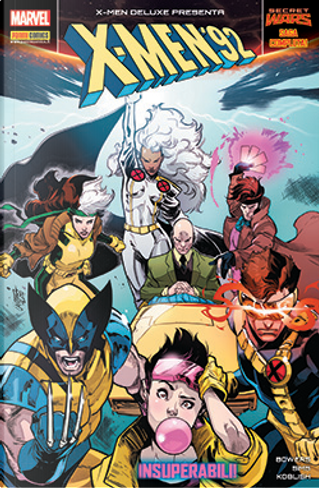 X-Men Deluxe n. 239 by Chad Bowers, Chris Sims