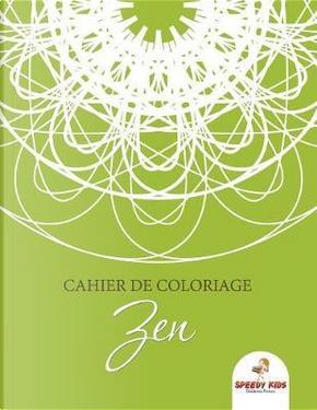 Cahier De Coloriage Zen by Speedy Kids
