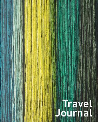 Travel Journal by SuccessTrack Planners