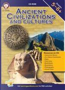Ancient Civilizations and Cultures, Grades 5 - 8 by Mark Twain Media