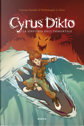 Cyrus Dikto by Lorenzo Amadio, Michelangelo La Neve