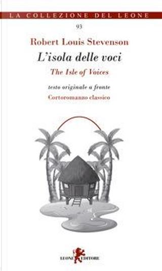 L'isola delle voci-The isle of voices by Robert Louis Stevenson