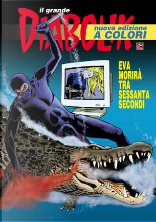 Il grande Diabolik n. 29 by Paolo Zaniboni, Patricia Martinelli, Sergio Zaniboni, Stefano Ferrario