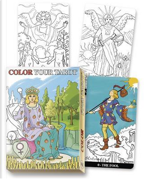 Color Your Tarot Deck by Barbara Moore